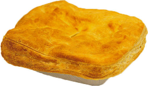 Small Steak Pie