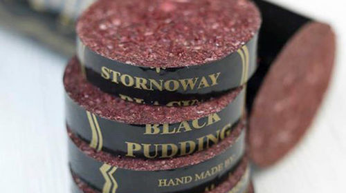 Charles Macleod whole Stornoway Black Pudding